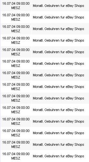 Neuer Abrechnungsskandal Bei Ebay