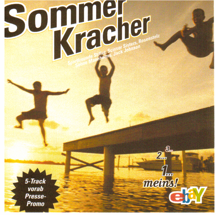 Sommerkracher-CD