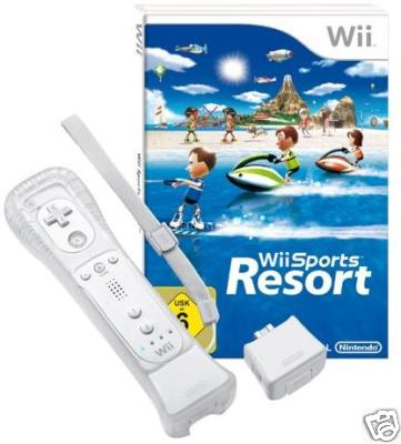 WII SPORTS RESORT INKL. WII MOTION