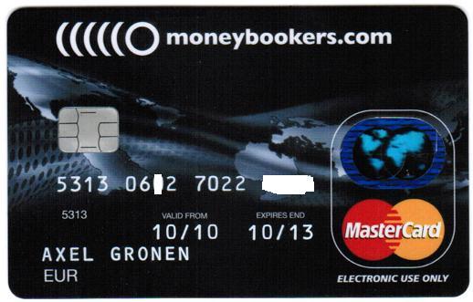 moneybookers kreditkarte