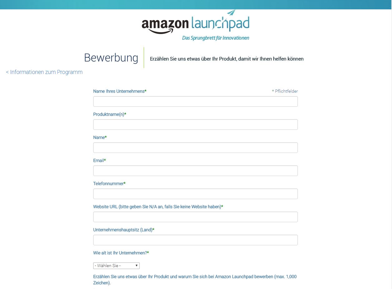 Amazon Launchpad seit 4 Monaten am Start: Top oder Flop?