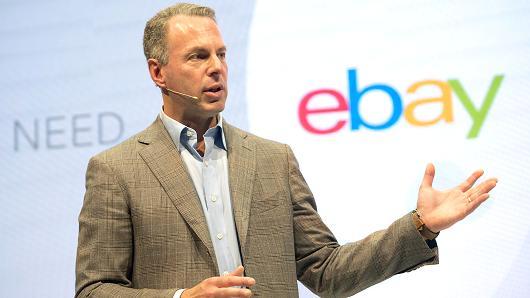 eBays Chef sprach in San Francisco über die Zukunft des Marktplatzes
