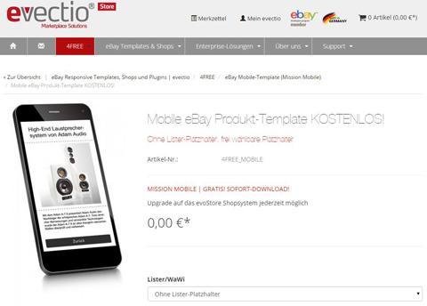 Das kann evectio besser - Kostenloses Tool - Mission Mobil