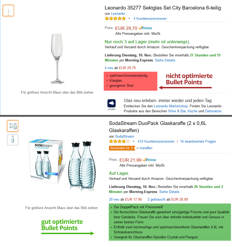Gastartikel: Amazon SEO Ranking Optimierung