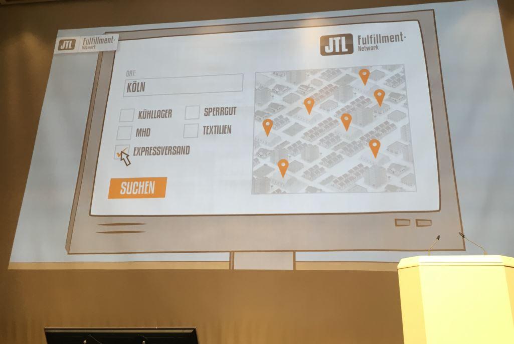 JTL Fulfillment Network