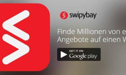 swipybay, eine sehr coole eBay App