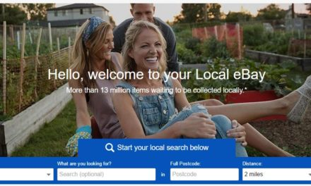 Local eBay: Nicht kleckern, Klotzen! Ist eBay ein Game Changer des Local Commerce?