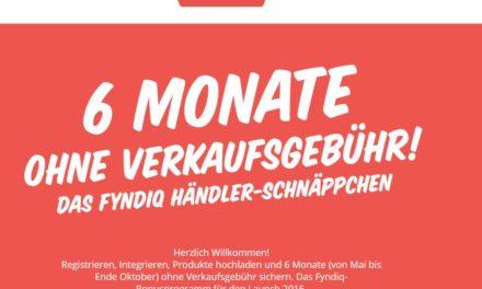 Fyndiq Deutschland streicht die Segel! Man, was mache ich mich zum Affen.