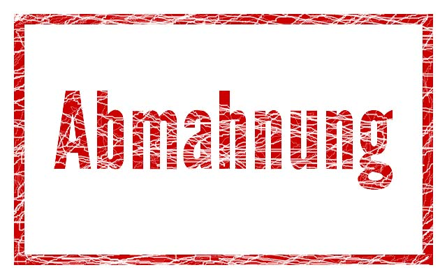 Abmahnung: bonodo UG Thomas Hartlieb Otto-Brenner-Str.209 33604 Bielefeld