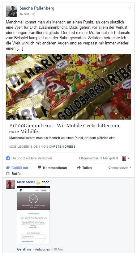 #1000Gummibears