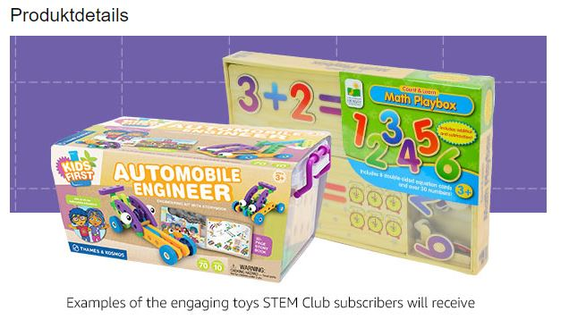 STEM Club Box