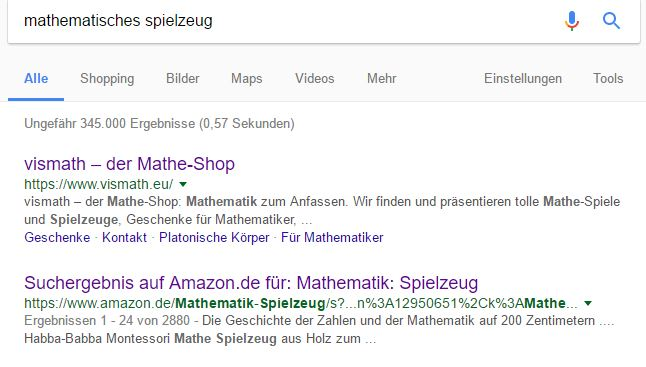 vismath – der Mathe-Shop