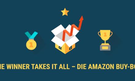 Amazon Mythen: Der günstigste Anbieter gewinnt die Buybox