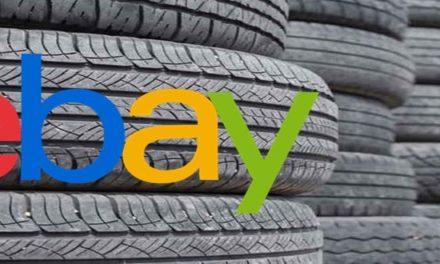 eBay: Reifen & Autoteile nirgendwo geht mehr