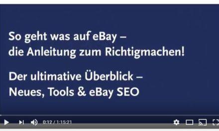 So geht was auf eBay – die Anleitung zum Richtigmachen!