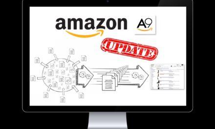AMALYZE vermutet Amazon A9 Algorithmus Update