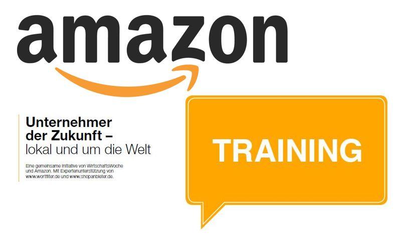 Amazon Videos & Trainings 'Unternehmer der Zukunft' jetzt online.