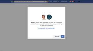 wortfilter.de Chatbot mit Chatfuel - Verbindung mit Facebook