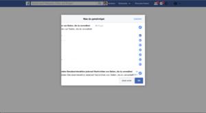 wortfilter.de Chatbot mit Chatfuel - Genehmigung auf Facebook