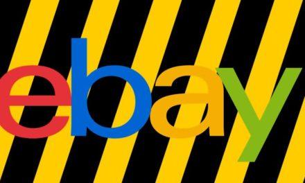 [UPDATE mit eBay Stellungnahme] eBay Hinweis: Verbotene Links im Impressum & den AGB