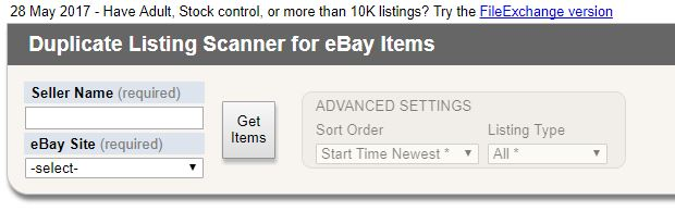 listing-scanner