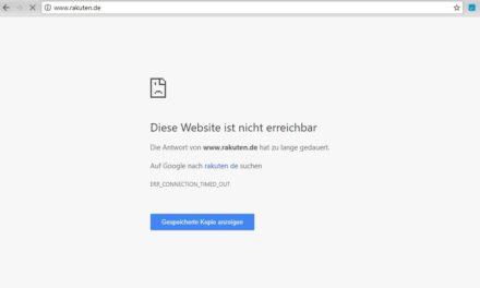 #NoWords: Rakuten kommentiert eBays Händlerupdate