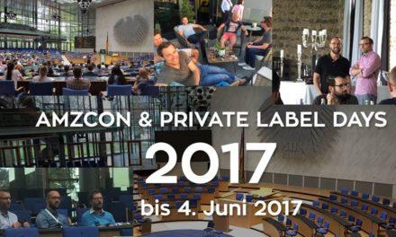 Recap: AMZCON & PLDs – Verpasst habt ihr nix!