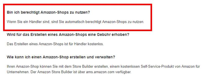 amazon-store-haendlershop