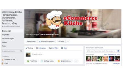 Multichannel-Facebook-Gruppe: über 4000 Mitgliedern in weniger als 60 Tagen.