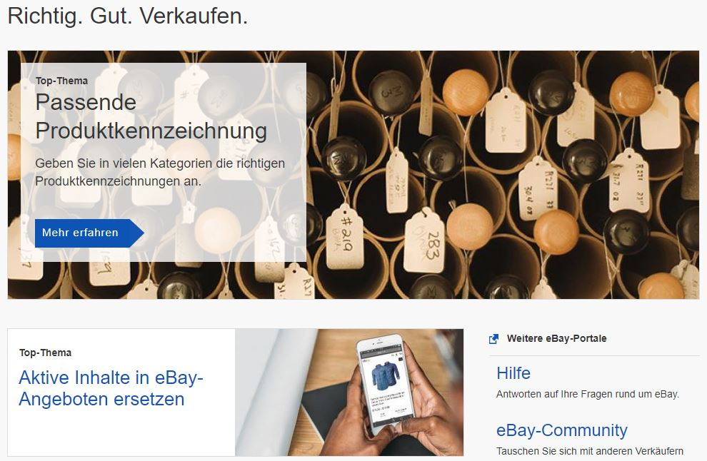 eBay-Seo-Portal