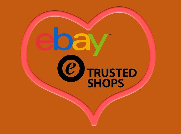 eBays kostenloser Abmahnschutz – Kooperation mit Trusted Shops