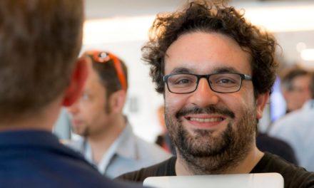 Michael Gabrielides | Gründer und Vorstandsvorsitzender der AMALYZE AG
