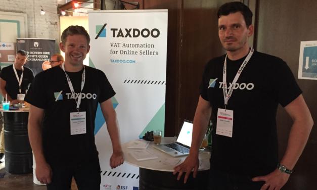 """Taxdoo Webinar am 22.11. – """"Internationale Umsatzsteuer für Onlinehändler"""""""