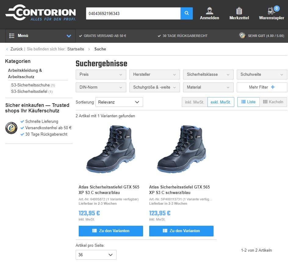 contorion-gtin-fehler