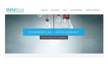 [WERBUNG] Datablue | Die Agentur für Onlinehändler