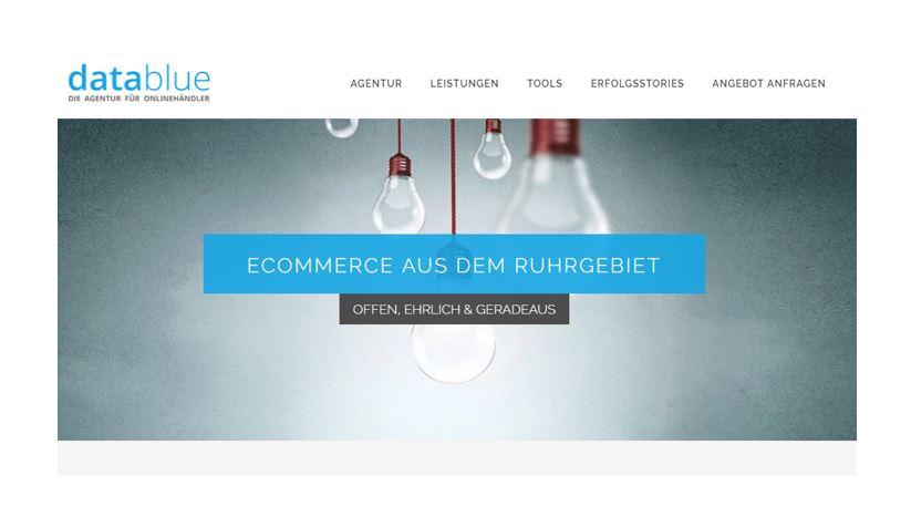 [WERBUNG] Datablue   Die Agentur für Onlinehändler