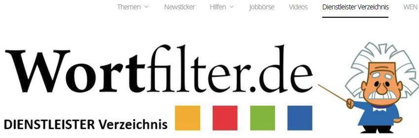 wortfilter-dienstleister-verzeichnis