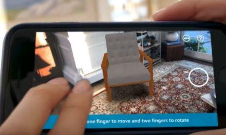 Video: Amazon erweitert seine App um die 'VR View' 0:54 Min.