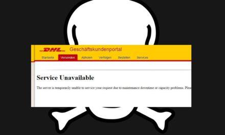 Logistik: DHL scheitert bereits bei Normalauslastung