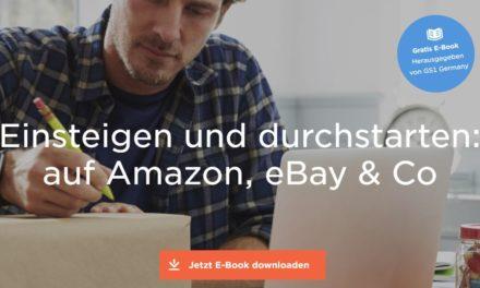 Kostenloses E-Book: E-Commerce – Vom Einsteiger zum Top-Seller