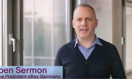 eBay CEO im neuen YouTube Video: Ausblick auf die Cyber Week