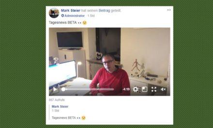 In eigener Sache: Wortfilter Alexa Skill & Video News BETA