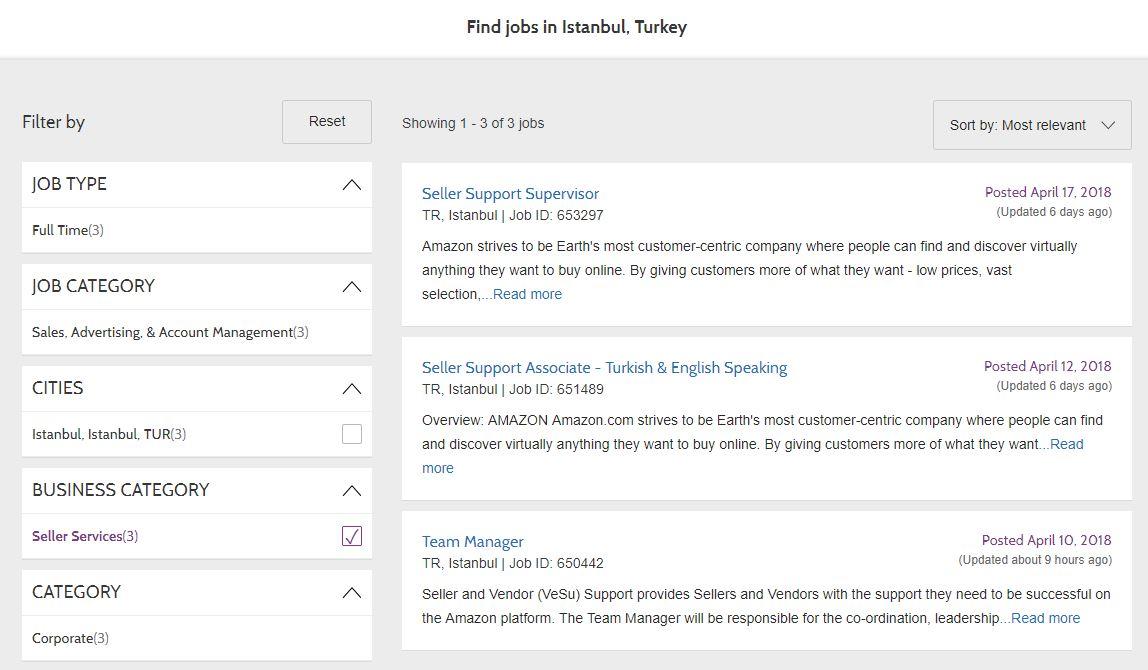 Amazon Türkei: Der Launch von amazon com tr steht kurz bevor