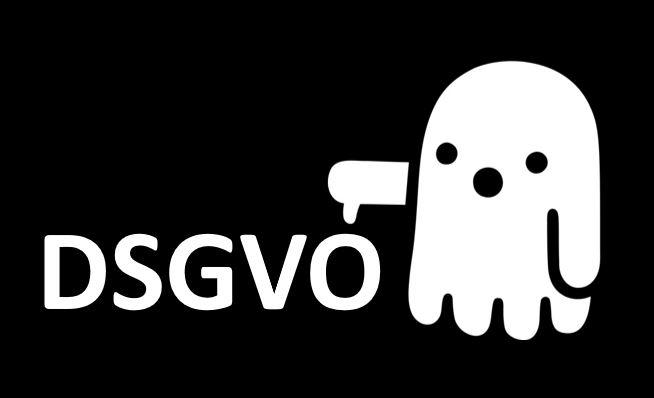 Datenschutzerklärung #DSGVO