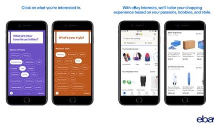eBay Interests in den USA gelauncht
