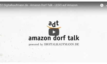 Amazon Dorf Talk – LEGO auf Amazon