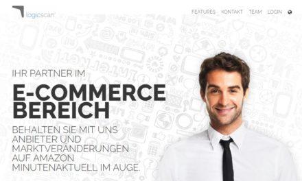[Werbung] logicscan.de   Amazon Monitoring Tool für Marktplatzhändler
