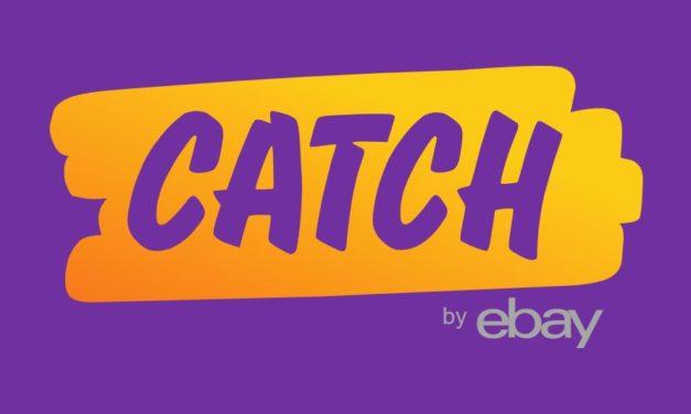 Tschüss Beta: Catch by eBay hebt ab