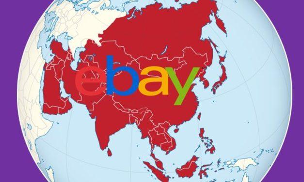 eBay und der asiatische Markt: Neue Projekte & mal wieder Indien