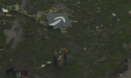 Amazon Flugzeug abgestürzt. Keine Überlebenden.
